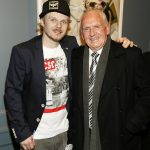Rasher and Dad Richard 'Tricky' Kavanagh