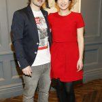 Rasher and Gillian Kavanagh